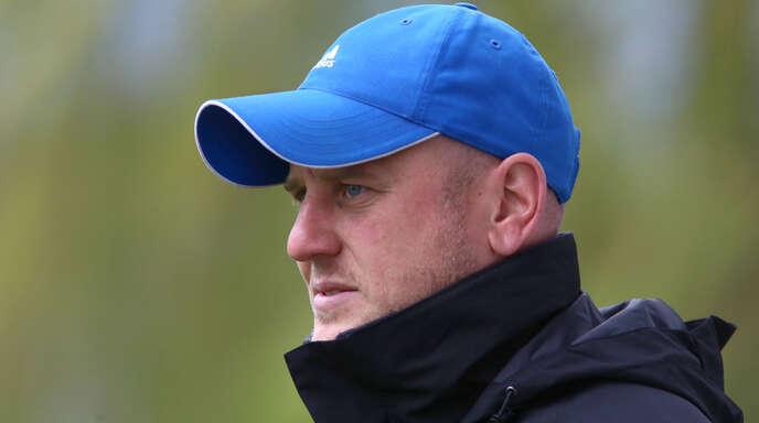 Stefan Geppert ist mit der Entwicklung seiner jungen Mannschaft sehr zufrieden.