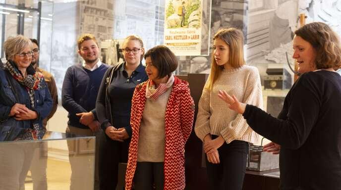 Das Stadtmuseum scheint den Nerv der Lahrer getroffen zu haben: 9000 Besucher kamen 2018 ins Museum.