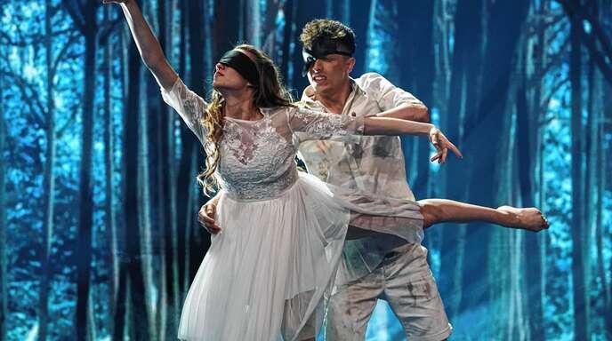 Kristina Andreev hat es (fast) geschafft: Am Donnerstag tanzt die 19-Jährige im Finale der TV-Show »Master of Dance«.