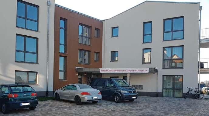 Frisch eingeweiht: das Seniorenzentrum »Sternenmatt« in Ortenberg.