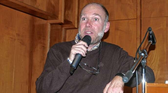 Durch 2000 Jahre elsässische Literaturgeschichte nahm Stefan Woltersdorff Geschichtsinteressierte bei der Jahresauftaktveranstaltug des Historischen Vereins Achern.