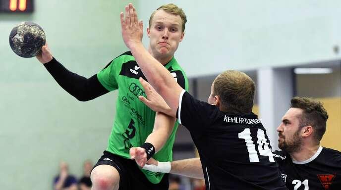 Matthias Langenbacher nimmt die sportliche Herausforderung beim TuS Schutterwald an.