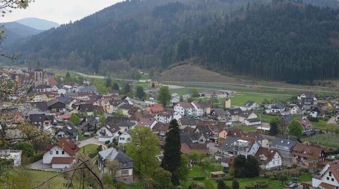 Einige Bauarbeiten stehen in der nächsten Zeit in Lautenbach an.