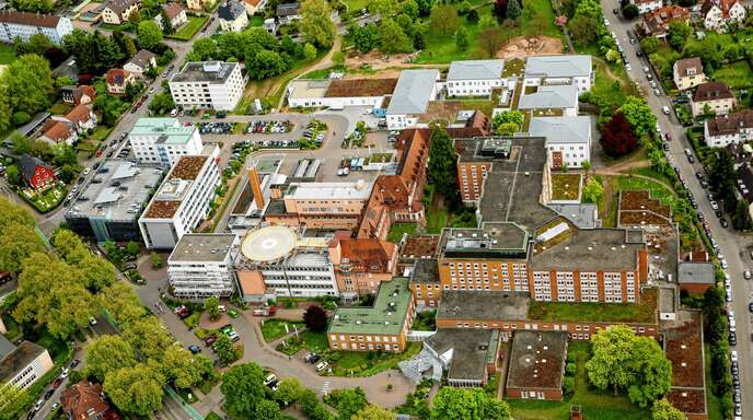 Offenburg Standortsuche Fürs Neue Großklinikum Thoma Zu Steffens