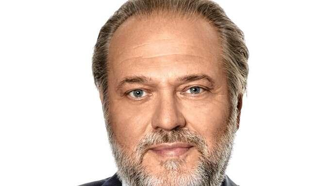 Schauspieler Jan-Gregor Kremp spielt die Hauptrolle in der ZDF-Krimiserie »Der Alte«.
