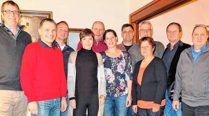 Die Kandidaten Der Spd Zunsweier Baden Online Nachrichten Der Ortenau Offenburger Tageblatt