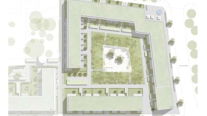 Offenburg Gestaltungsbeirat Kronenquartier Wie Die 115 Neubauten