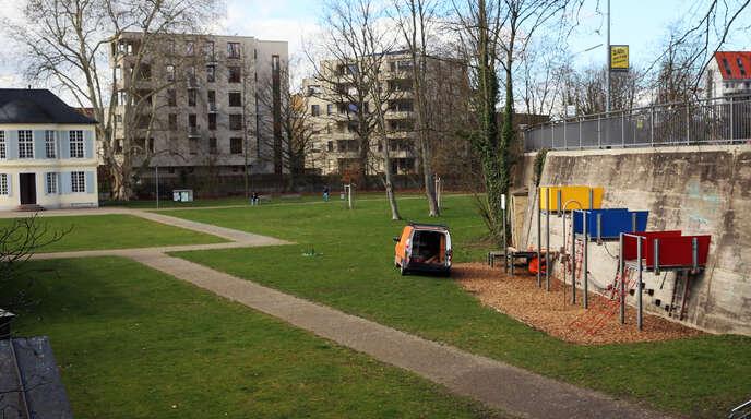 Der Bürgerpark war zuletzt in der Diskussion. Nicht nur hier wünscht sich die SPD mehr Blumenvielfalt,