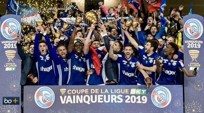 Französische Fußball Liga