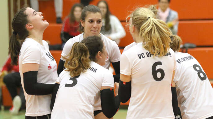 Die zweite Frauenmannschaft des VC Offenburg musste am Samstag in Dettingen ihre dritte Saisonniederlage in der Volleyball-Regionalliga hinnehmen.