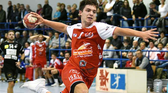 Aaron Bolz erzielte sechs Tore für die HSG Ortenau Süd.