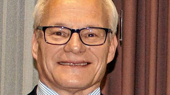 Andreas Pollok wurde geehrt für 25 Jahre SPD.