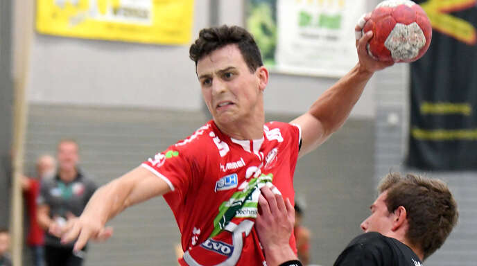 Philipp Harter erzielte bei seinem letzten Jugendauftritt sechs Tore.