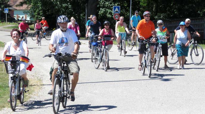 Die Kirchengemeinden bieten am 4. Mai eine Radtour durchs Renchtal an.