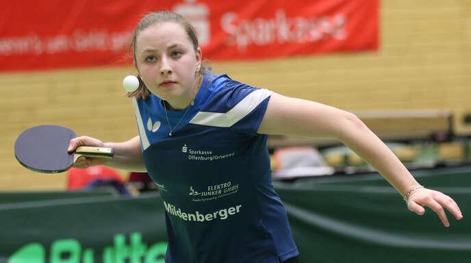 Jana Kirner siegte in der Trostrunde.