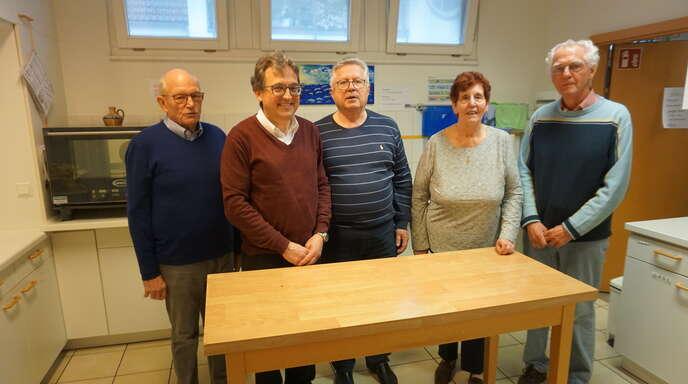 Kehl Evangelische Kirchenstiftung 2500 Euro An Miteinander Zu Tisch