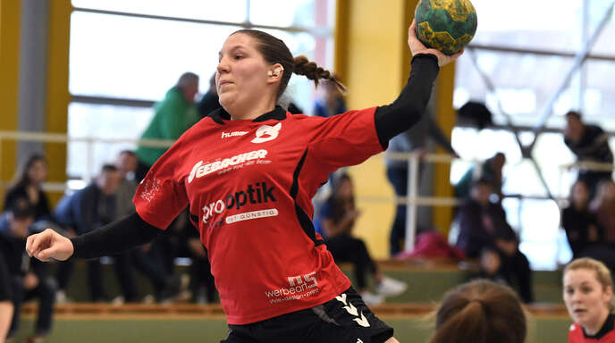 Kerstin Erb erzielte elf Treffer.