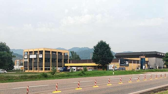 Der Hauptsitz der Weinmanufaktur Gengenbach-Offenburg, direkt an der B33 gelegen, soll bestehen bleiben – genauso wie der Standort Zell-Weierbach.