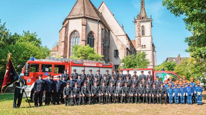 Die Freiwillige Feuerwehr Lautenbach mit ihren 38 aktiven Mitgliedern, 16 Mitgliedern in der Jugendfeuerwehr und die Alterskameraden feiern am letzten Maiwochenende mit der Bevölkerung das 125-jährige Jubiläum.