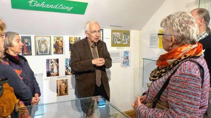 Kehl Medizingeschichte Fuhrung Durchs Korker Epilepsiemuseum