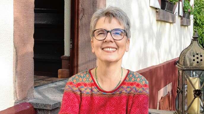 Diplomtheologin Dorothea Scherle sprach bei der Grimmelshausenrunde in Oberkirch.