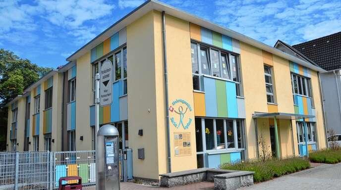 Mit sieben Gruppen ist die Kindertagesstätte St. Raphael Oberkirchs größter Kindergarten. Ein weiterer Kindergarten könnte bald zu ihm aufschließen.