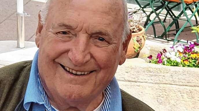 24 Jahre lang war Hans Weiner Bürgermeister seiner Heimatgemeinde Durbach. Im dortigen Rathaus hat er damals schon seine Ausbildung absolviert.