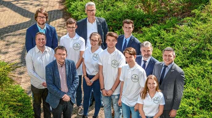 »HFGreen« nennt sich die Schülergenossenschaft, die Schüler des Hans-Furler-Gymnasiums gegründet haben, mit dem Ziel, etwas zum Umweltschutz beizutragen.
