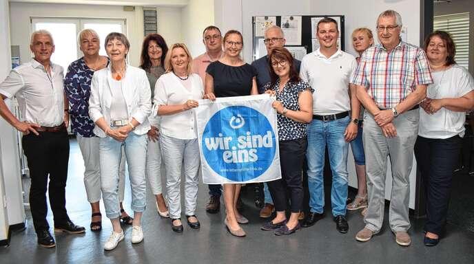 Vertreter von Städten, Gemeinden und Landkreisen trafen sich bei der Lebenshilfe in Bühl. Sie tauschten sich über Fortschritte beim Thema Inklusion aus.