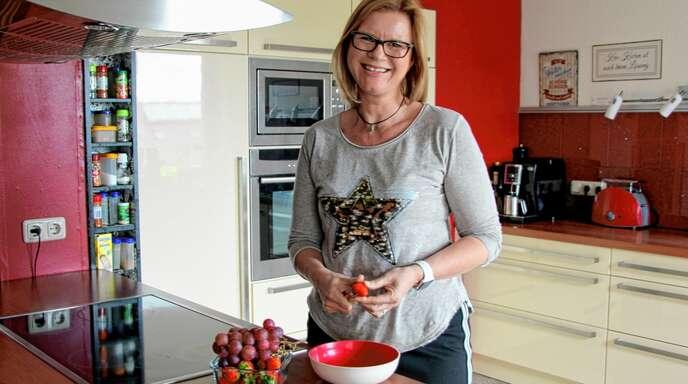 Die Oberkircher Ernährungsberaterin Heike Malisic ist eine Verfechterin der »Drei-Teller-Regel«. Darüber hat sie auch ein Buch geschrieben.