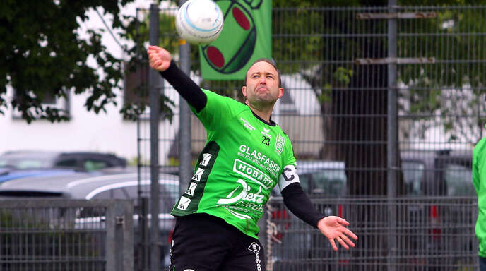 Marco Dobler und die FG Griesheim bestreiten am Sonntag zwei Heimspiele.