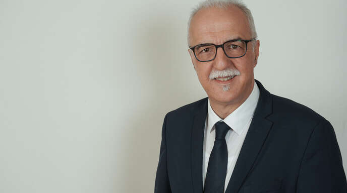 Kehls Oberbürgermeister Toni Vetrano.