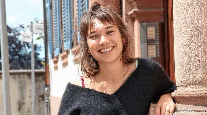 Emily Bohlsen möchte etwas für die Umwelt tun und beruflich daher in Richtung Nachhaltigkeit gehen.