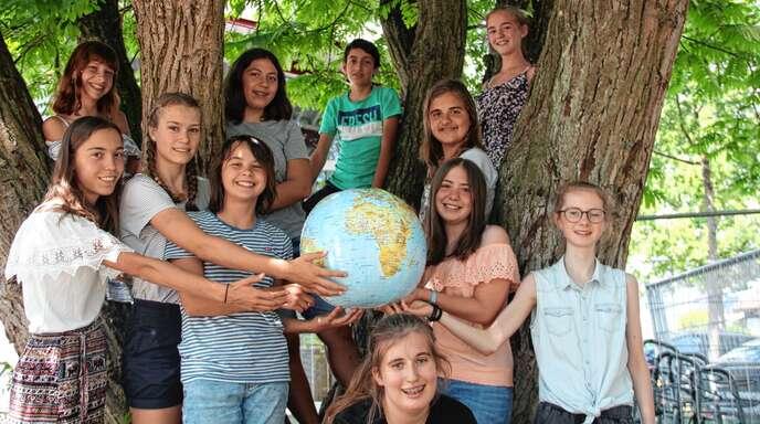 Aus einem Klassenprojekt entwickelte sich die Umwelt-AG »Change the future« an der Realschule Oberkirch. Am Samstag informiert sie über die Verwendung von Palmöl.