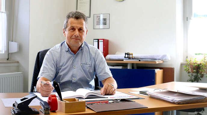 Nach 28 Jahren an der Spitze hat Karl Gieringer das Amt des Ödsbacher Ortsvorstehers abgegeben. Er war der dienstälteste Ortsvorsteher Oberkirchs.