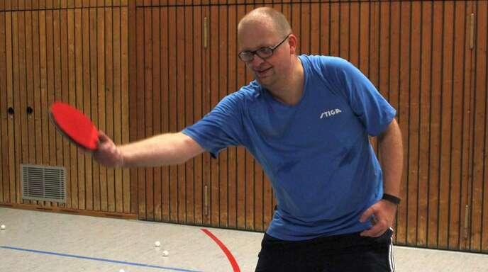 Für Tobias Grallert lief es bei der Senioren-EM in Budapest sportlich nicht optimal.