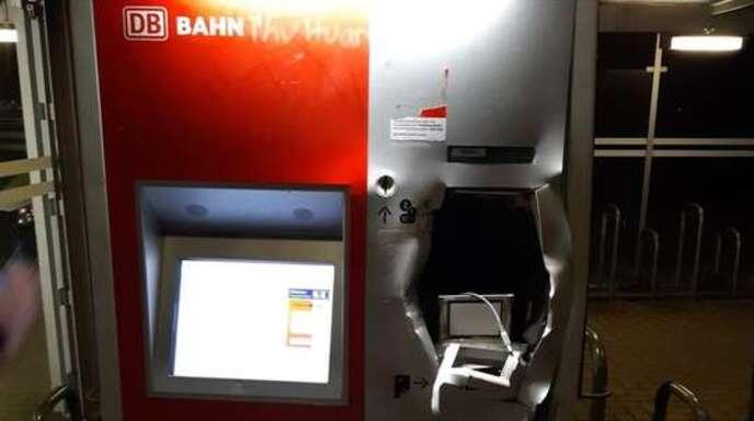 Nachrichten In Freiburg Und Emmendingen Automaten Aufbruchserie