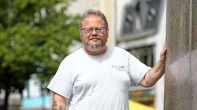 Erst das Flohmarkt-Aus, dann umstrittene Beiträge auf Facebook: Neu-Stadtrat Knut Weißenrieder (AfD) hat schon für einigen Gesprächsstoff gesorgt.