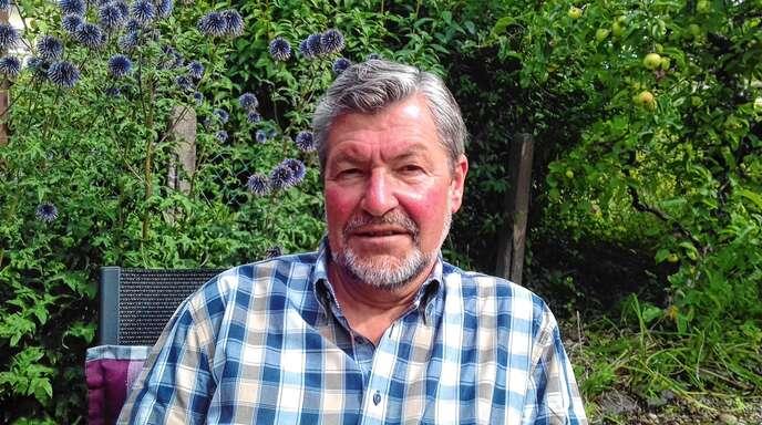 Michael Wald, der morgen 70 wird, war als Ingenieur beim Land beschäftigt und im Personalrat engagiert.