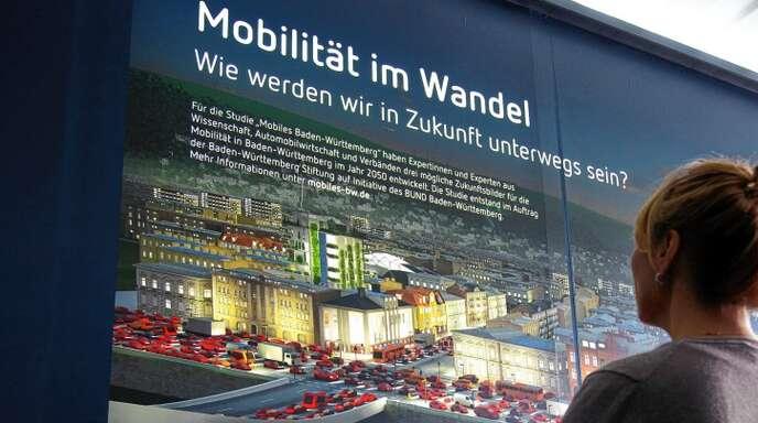 Um Mobilität im Wandel geht es nächste Woche auf dem Marktplatz.