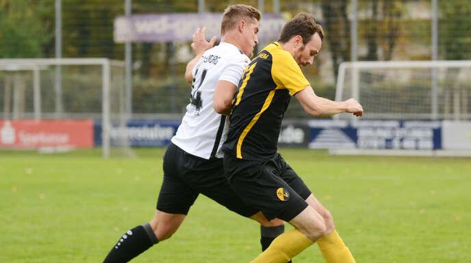 Julian Burg hat seit seinem Wechsel zum SVO schon einige besondere Pokalspiele bestritten und war beim 3:2-Sieg gegen den VfB Bühl der Matchwinner.