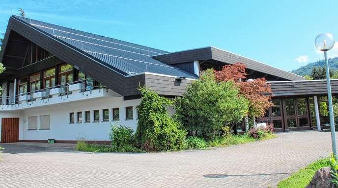In der Oberschopfheimer Auberghalle muss die sogenannte Traverse ersetzt werden.