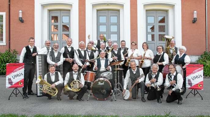 Die Uhus der Stadtkapelle Achern haben sich schnell im musiklaischen Leben der Stadt Achern etabliert.