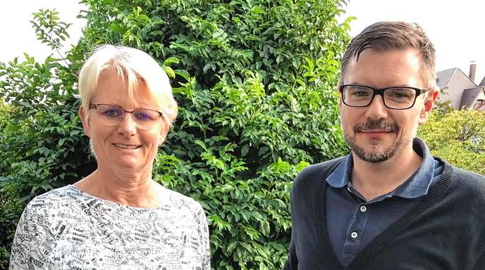 Sind sich über die Schwerpunkte ihrer Arbeit einig: die neue Vorsitzende der SPD-Gemeinderatsfraktion, Martina Bregler, und der neugewählte Vorsitzende des SPD-Ortsvereins Offenburg, Richard Groß.