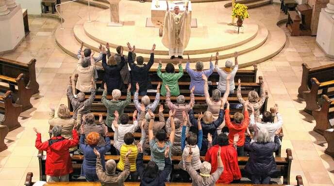 Die bundesweite Aktionswoche der Frauengemeinschaften »Macht euch stark für eine geschlechtergerechte Kirche« wird auch im Dekanat Acher-Renchtal begangen.