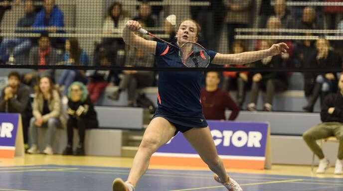 Die aus Rastatt stammende Xenia Kölmel ist eine der Kandidatinnen für das Länderspiel.