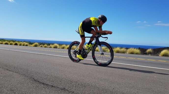 Seit 21. September bereitet sich Maurice Clavel bereits auf Hawaii vor.