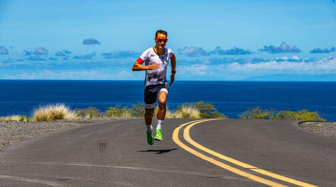 """""""Das Laufen ist bei mir eine tickende Zeitbombe"""", sagt Jörg Scheiderbauer vor der WM auf Hawaii."""