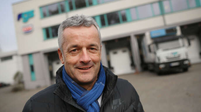 """Volker Schmitt, Vorstandsvorsitzender des FGS, betont: """"Wir müssen handlungsfähig sein."""""""