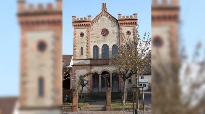Die Polizei kündigt nach dem Mordanschlag in Halle mehr Schutz für jüdische Erinnerungsstätten in der Ortena, unter anderem für die alte Synagoge Kippenheim.